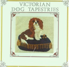 Victorian Dog Tapestry